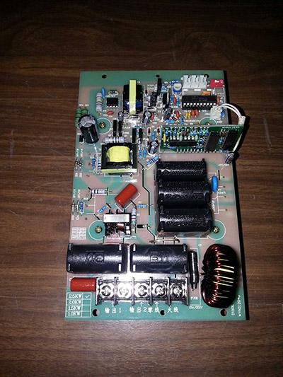 2.5KW电磁加热控制板